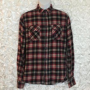Supreme Made by Cactus | Plaid Flannel Shirt